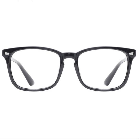 TIJN Accessories - TIJN Blue Light Blocking Glasses (no prescription)